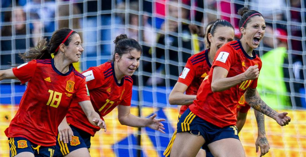 Resultado de imagen de futbol femenino españa