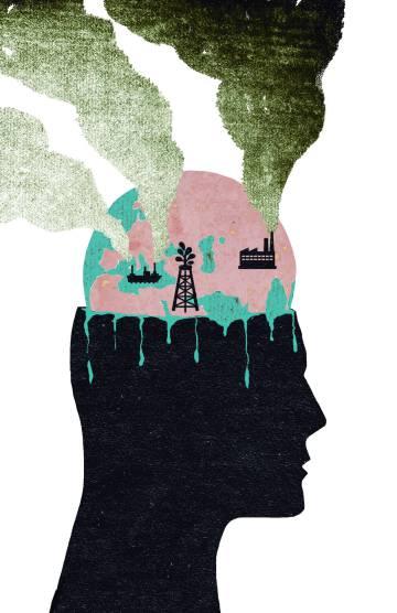 Cambio climático y extinción del pensamiento