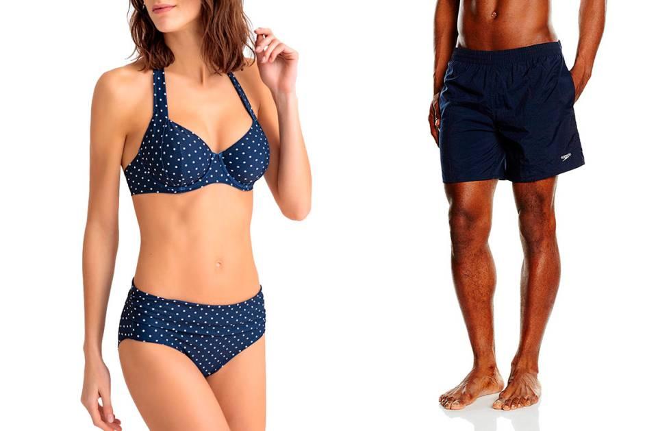 incrementar posición Derivación  Las mejores ofertas en bañadores para mujer y hombre | Escaparate | EL PAÍS