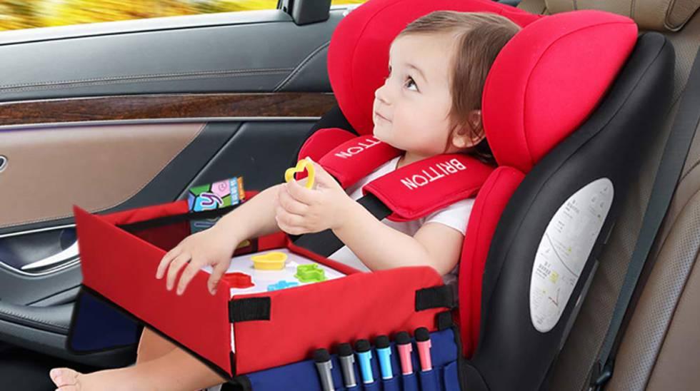 613eae769f77 12 accesorios para viajar en coche con niños durante las vacaciones de  verano