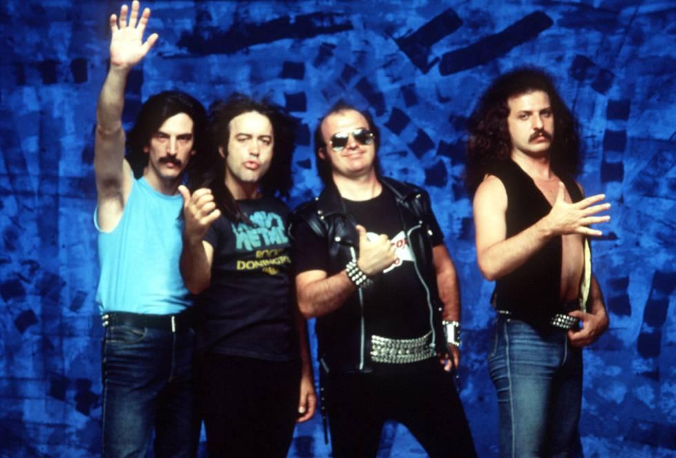 Barón Rojo ya intuía la alienación digital en 1982 con canciones como 'Incomunicación'.