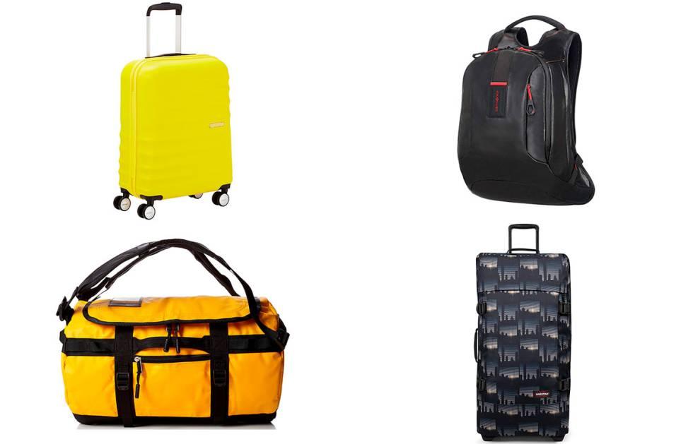 celestial Ajustarse combustible  Las mejores ofertas en Samsonite, American Tourister, Eastpak y otras  marcas de maletas | Escaparate | EL PAÍS