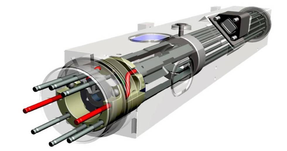 La NASA pone en órbita un reloj atómico que solo se retrasa un segundo cada diez millones de años