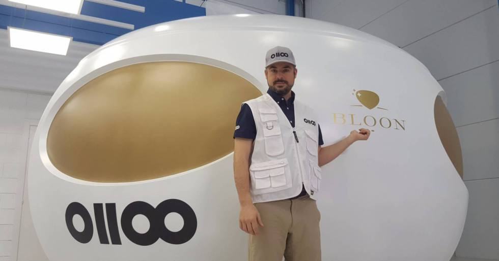 José Mariano López-Urdiales, ingeniero aeroespacial granadino y fundador de Zero2infinity.