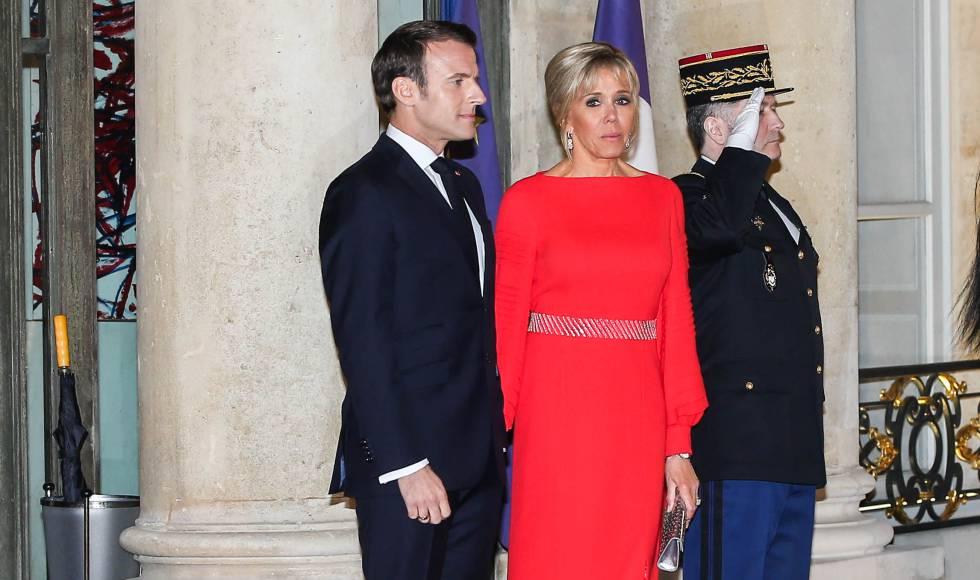 Brigitte Macron Desvela Intimidades De Su Matrimonio Con El Presidente Frances Gente Y Famosos El Pais