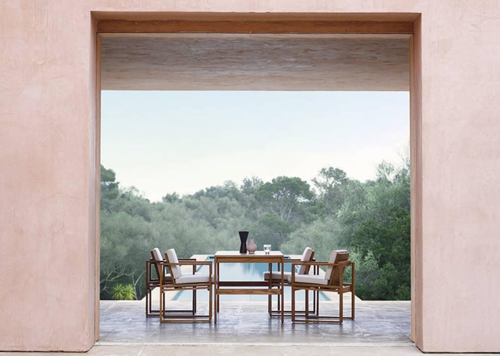 Muebles De Terraza 12 Elementos De Exterior Que Serán Más