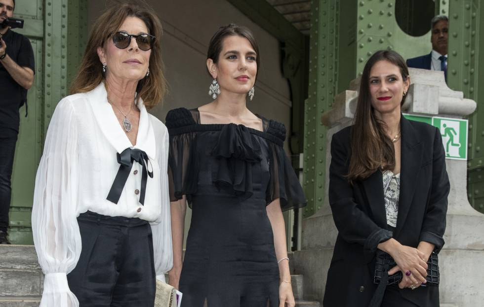 Carlota de Mónaco se cuela en el Hay Festival de Segovia con grandes pensadores