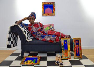 Mujer, artista y pionera: difícil tarea