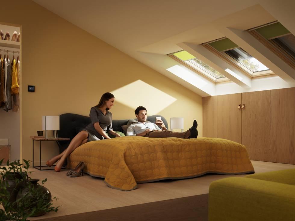 Las persianas son una herramienta clave para hacer que la temperatura de nuestro hogar sea más fresca.