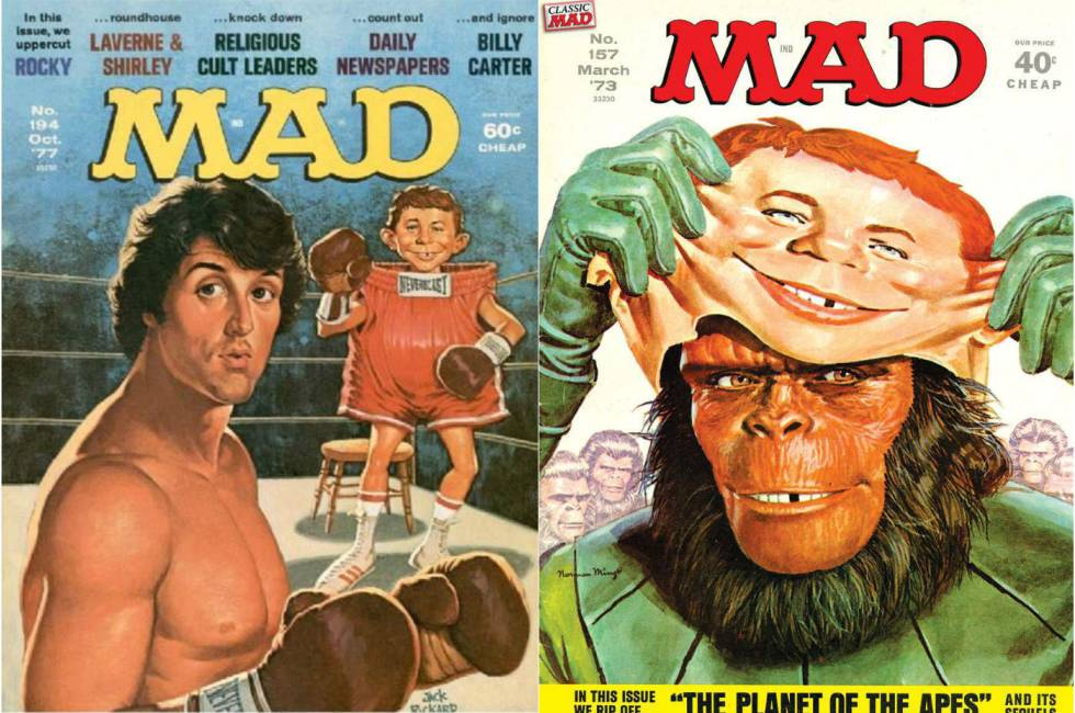 mad magazine cierra