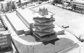 El Opus Dei O La Especulación Urbanística Por Qué No Se Salvó La Pagoda De Fisac Del Derribo Icon Design El País