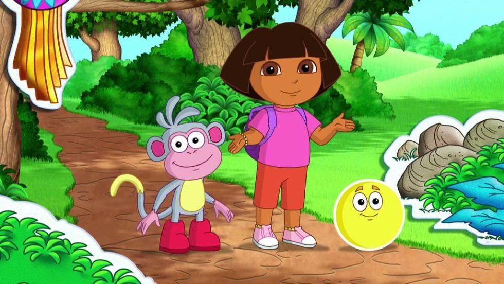 Dora, la exploradora' | Así te sientes cuando tu hija se va de campamento  por primera vez | Mamás y Papás | EL PAÍS