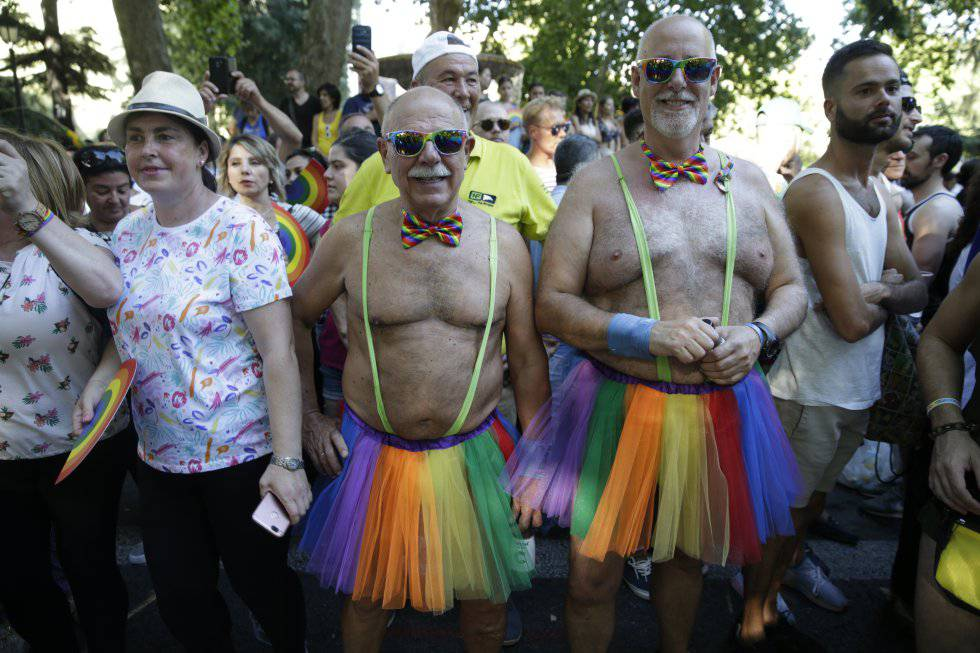 Orgullo Gay: Madrid Gay Pride takes a stand against the far ...
