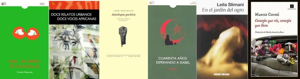 30 libros africanos para 30 días de vacaciones