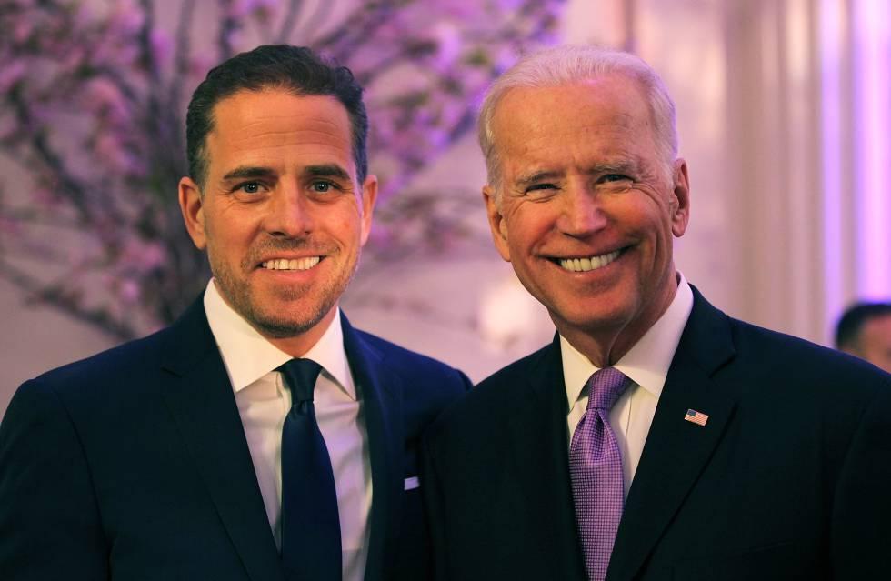 Resultado de imagen para Los negocios de la familia Biden