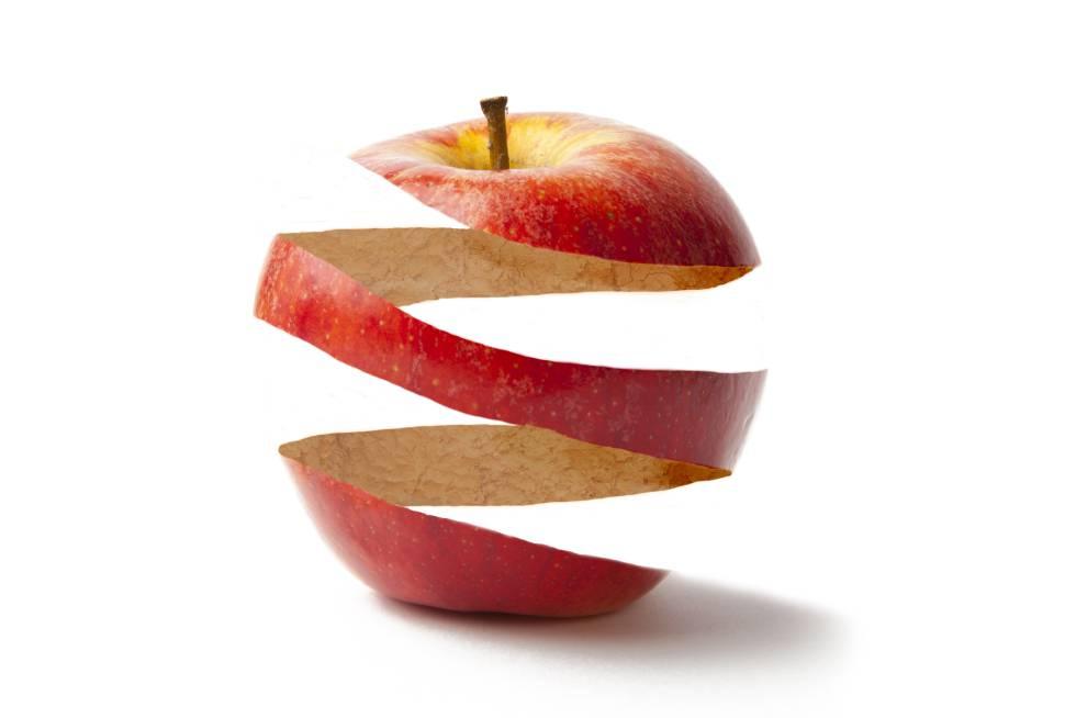 Cuantas manzanas verdes pueden comer al dia
