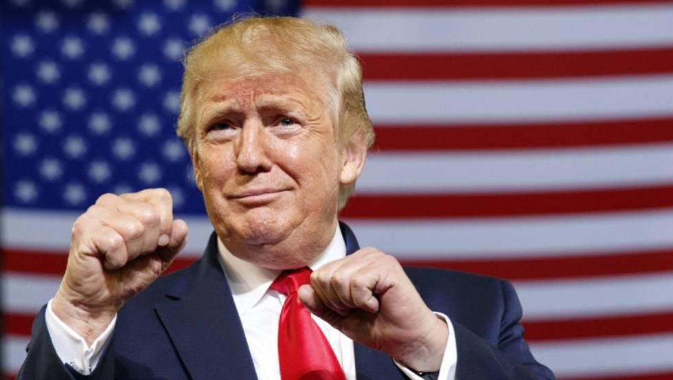Donald Trump Un País Tan Antipático Como Su Presidente