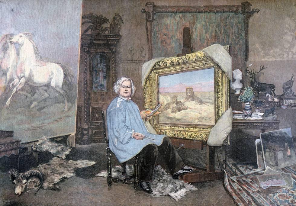 El cuadro de una pintora francesa oculto 140 años verá la luz en El Prado tras una petición en Twitter