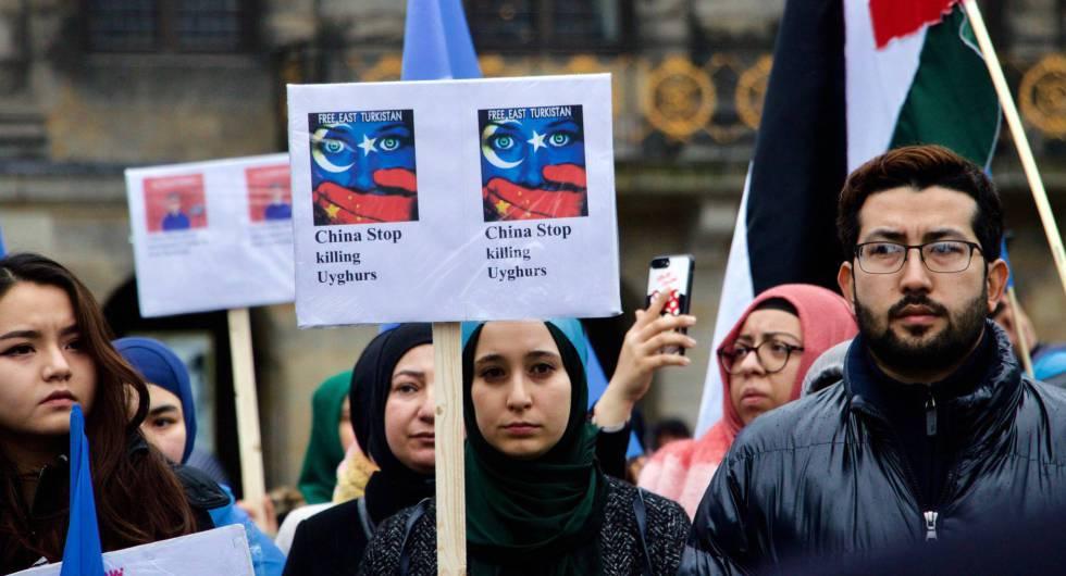 Los uigures, perseguidos