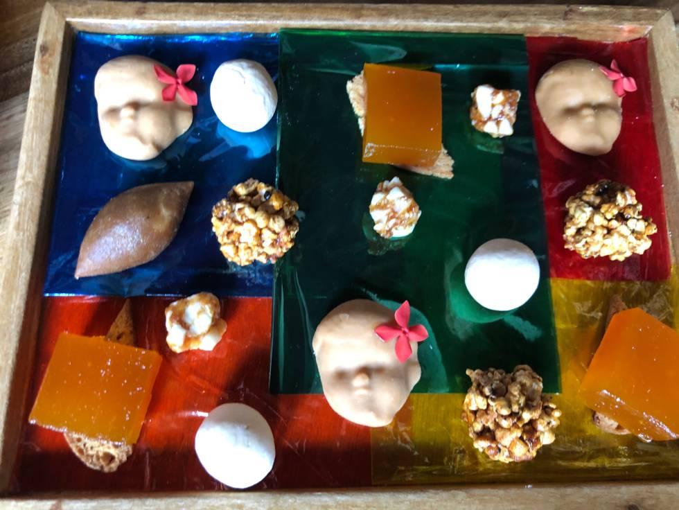 Dulces tradicionales costeños Capel