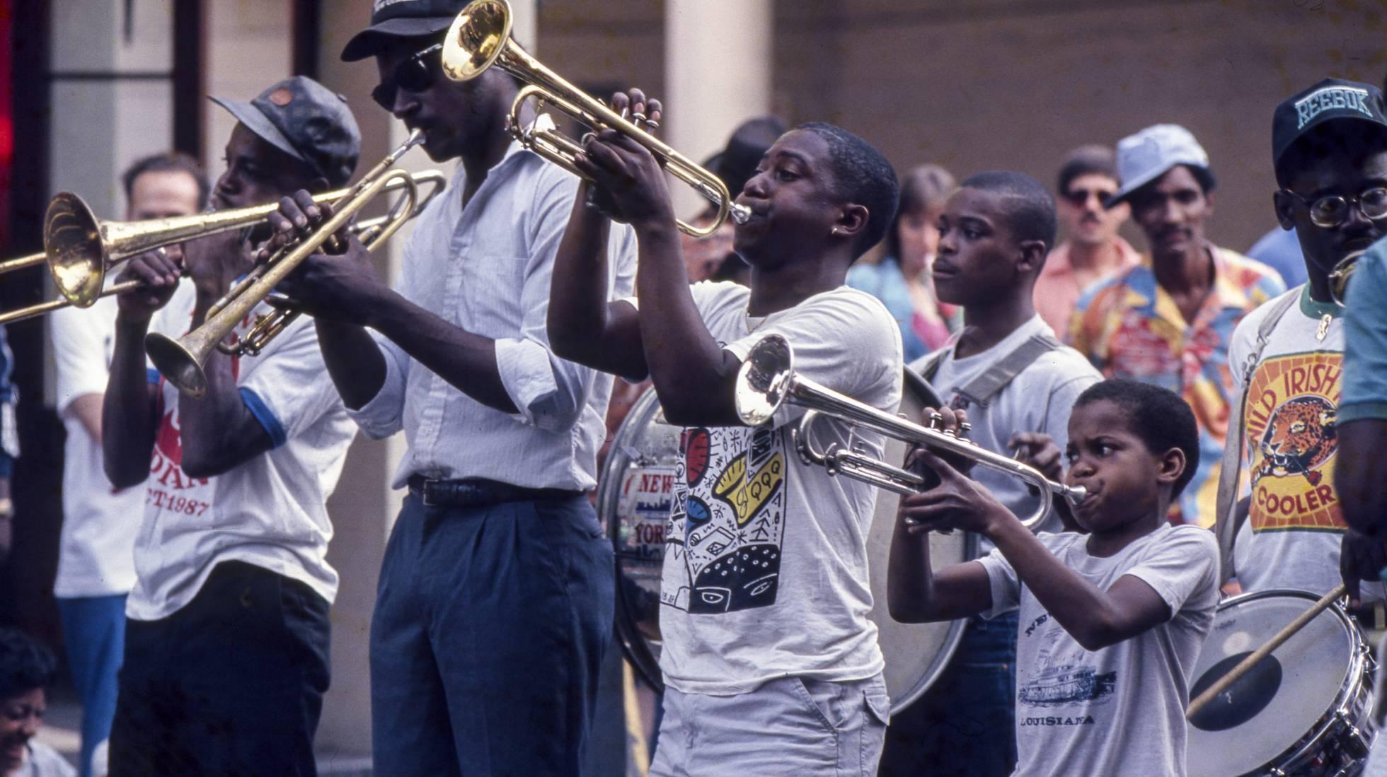 Uma viagem no tempo: Nova Orleans, 1988