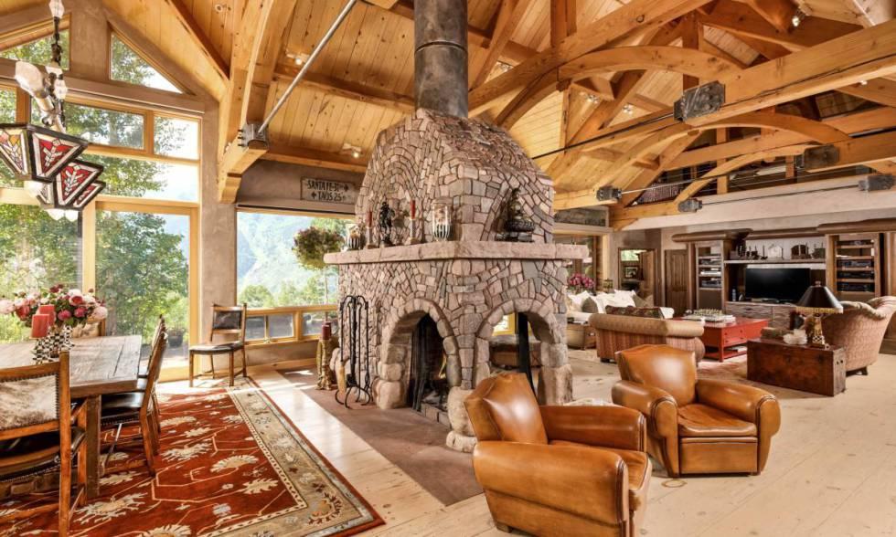 Fotos se venden mansiones de ricos y famosos gente y - Ver casas de lujo por dentro ...
