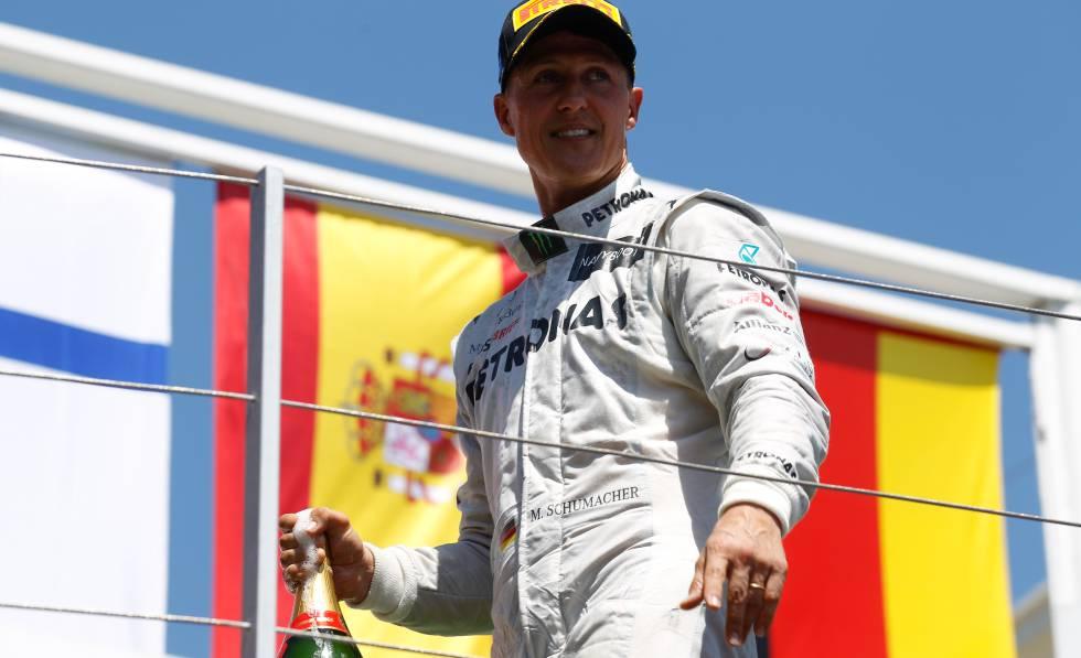 Michael Schumacher estado