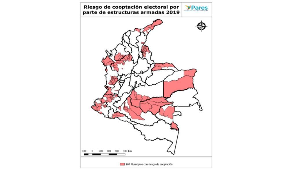 El listado de cuestionados en las elecciones locales y regionales