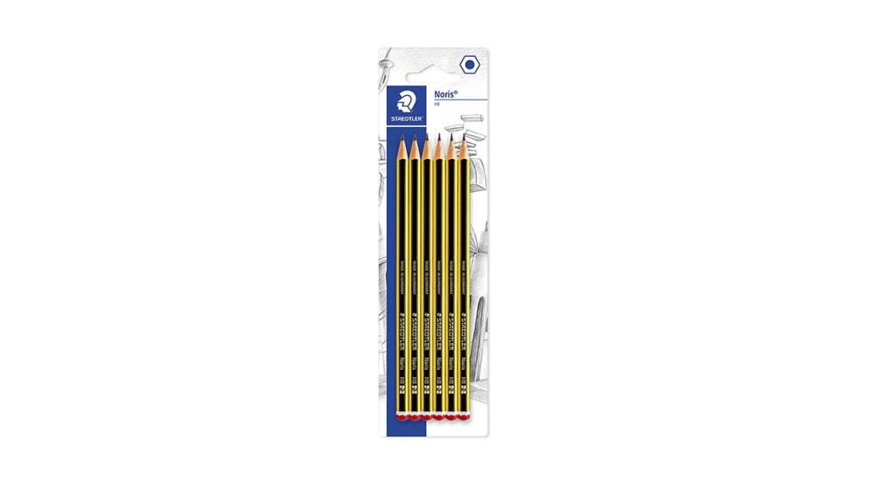 Paquete de lápices HB 2 Staedtler Noris