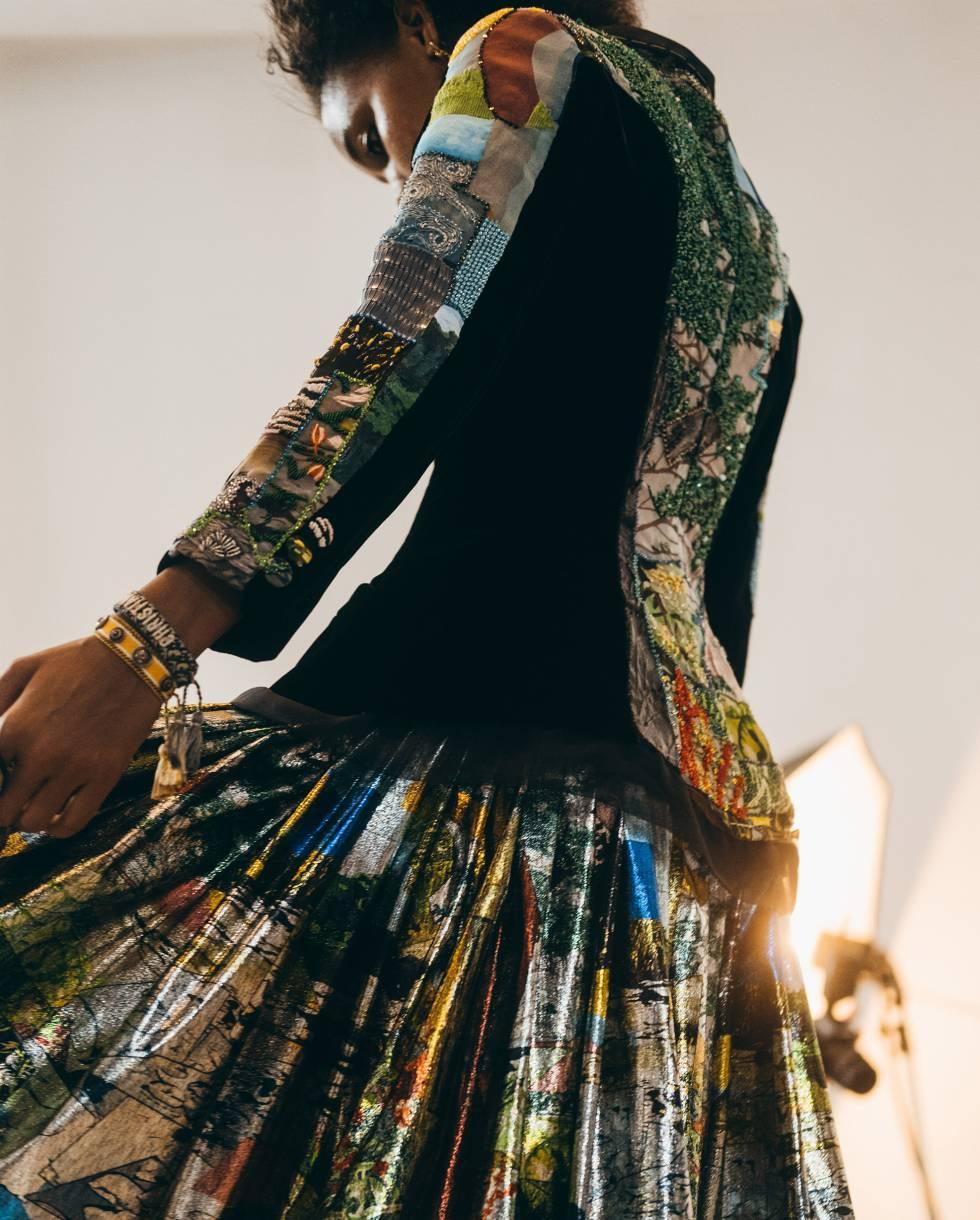 Dior Reivindica La Artesanía Africana El País Semanal