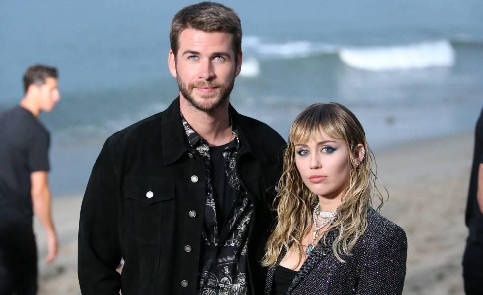 Liam Hemsworth solicita oficialmente el divorcio de Miley Cyrus