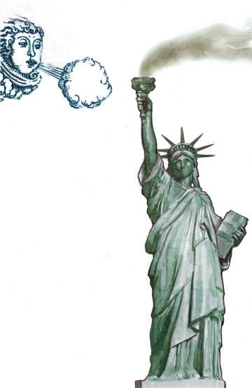 El fin del liderazgo americano