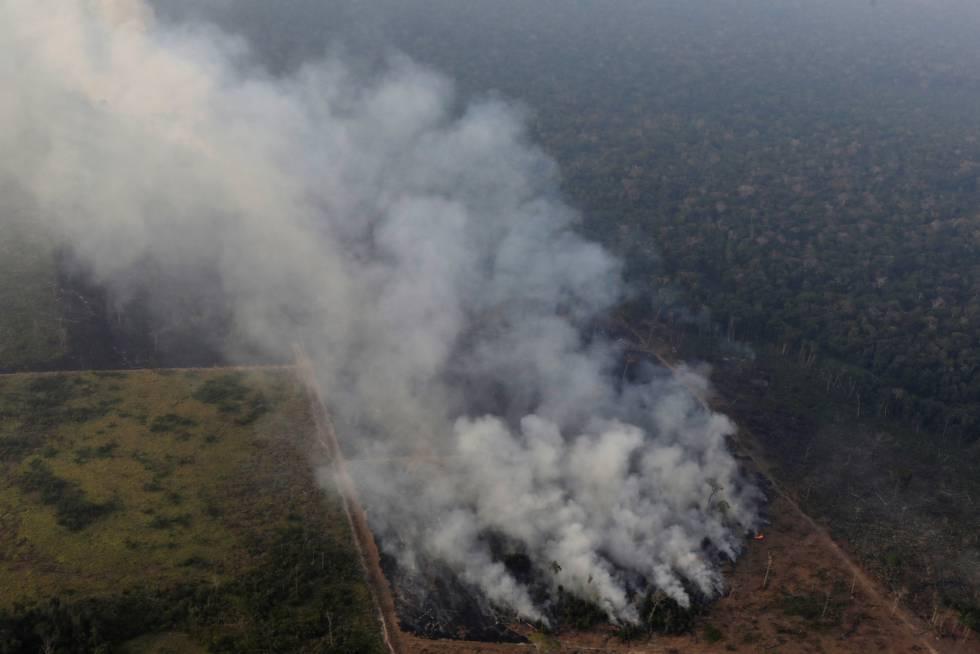 La eterna catástrofe en la Amazonia