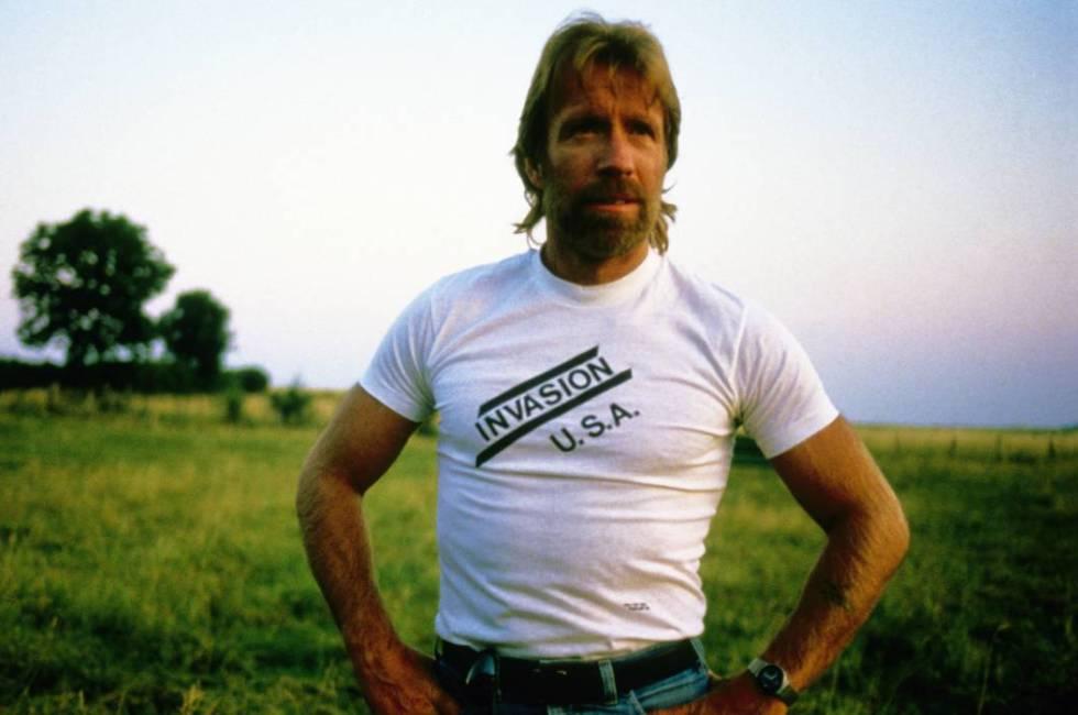 Chuck Norris 79 Años El Héroe Que Pudo Con Todo Afronta Su última Batalla Por Amor Icon El País