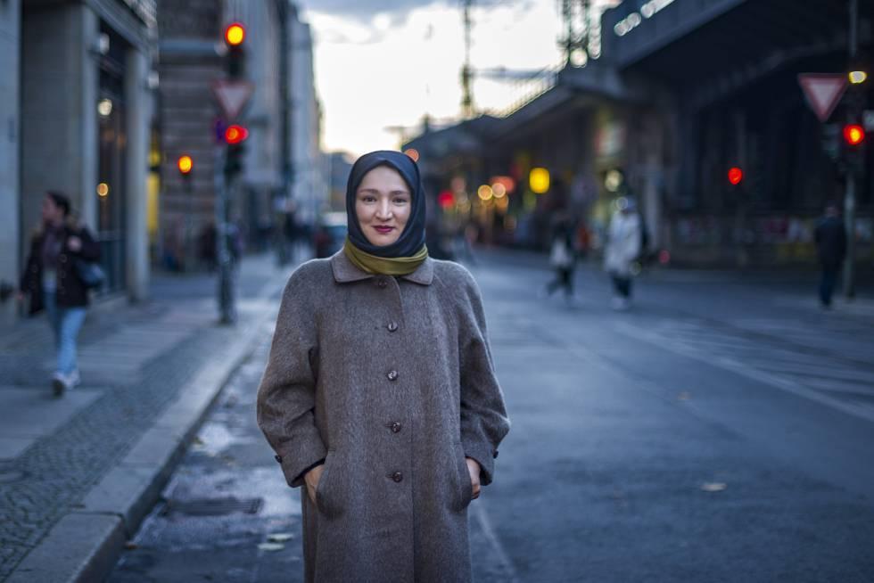 La activista Kübra Gümüsay.
