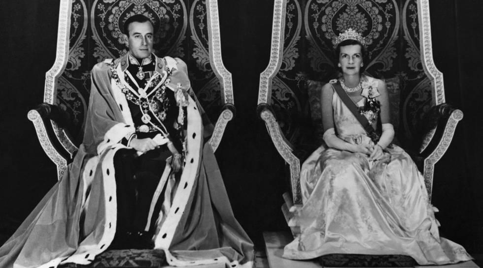 Los Amores Prohibidos De Lord Y Lady Mountbatten Gente Y Famosos El Pais