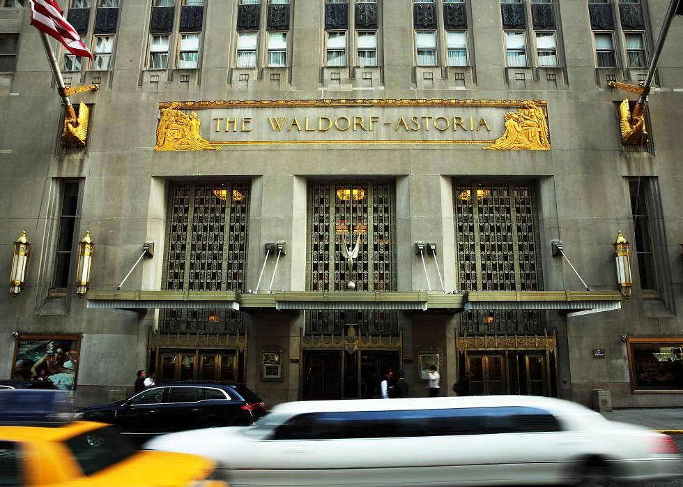 Waldorf-Astoria: la historia de odio familiar que dio lugar