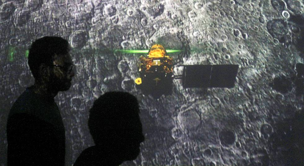La India fracasa en su intento de llegar a la Luna 1567682855_013898_1567849192_noticia_normal