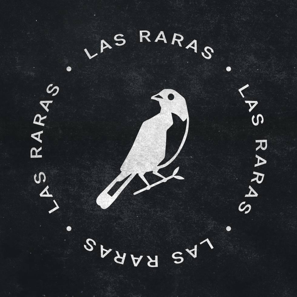 Rediseño del logo de 'Las Raras' para la nueva temporada.