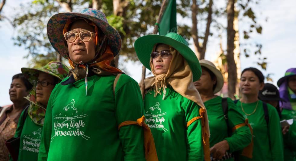 mujeres tailandia