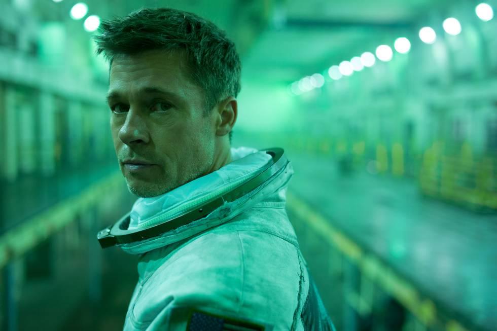 """Brad Pitt: """"Si quitas todo lo demás, soy un hombre mayor que se maquilla"""""""