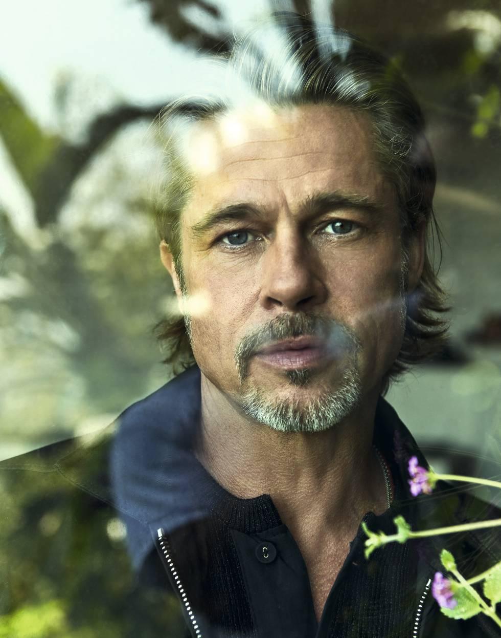 """Brad Pitt: """"Viver é algo complicado pra caralho. E isto é o que diz alguém que ganhou na loteria"""""""