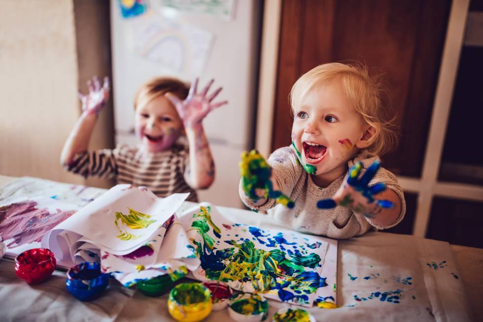 Beneficios del juego libre o no estructurado para los niños
