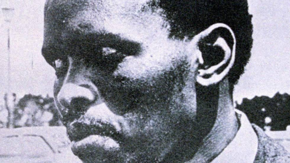 El activista anti-aparheid, Steve Biko.