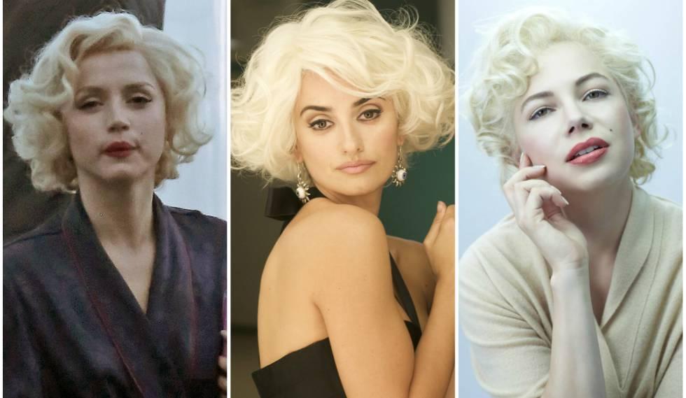 Fotos: Anna de Armas y otras famosas a lo Marilyn Monroe ...