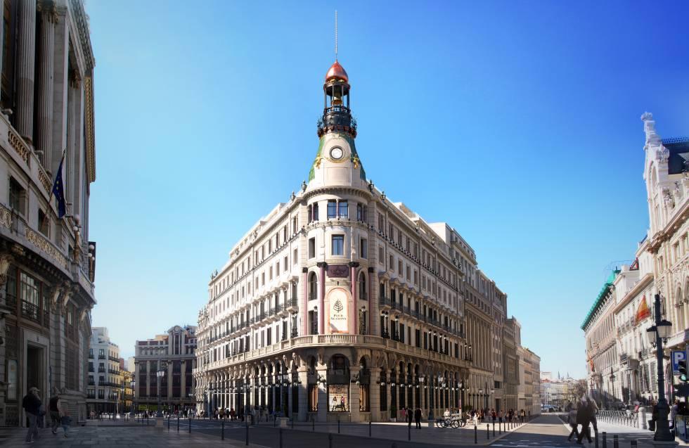 Así son los ocho hoteles que van a cambiar Madrid (y no solo para ...