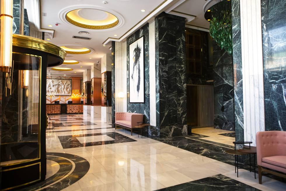 Así son los ocho hoteles que van a cambiar Madrid (y no solo para los  turistas)   ICON Design   EL PAÍS