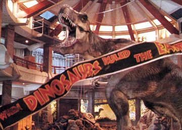 E se um asteroide não tivesse aniquilado os dinossauros?