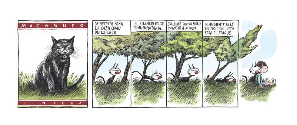 Liniers, en El País, 22/09/2019
