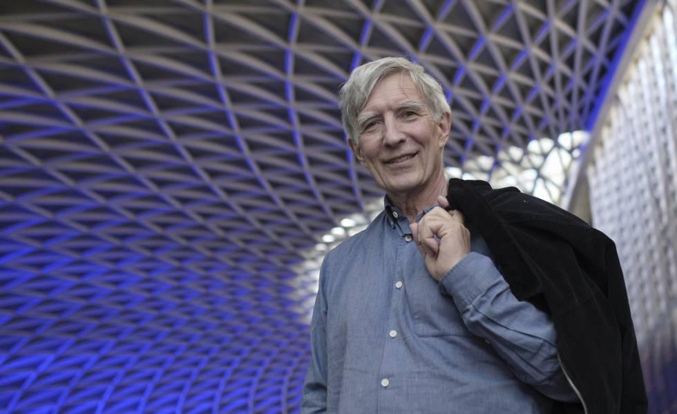 Richard Wilkinson durante este verano en Londres.